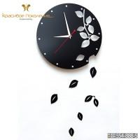 Настенные часы Ветвь (N024)