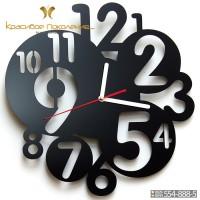 Настенные часы Двенадцать (N028)