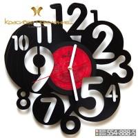 Настенные часы Двенадцать (N029)