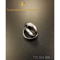 Кольцо мужское из вольфрама (Lord of the Rings) CRK002