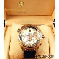 Мужские наручные часы TAG Heuer Grand Carrera Calibre CWC591S