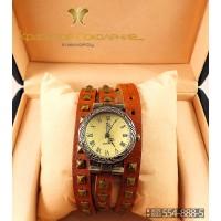 Часы с двойным ремнем JQ CWD095