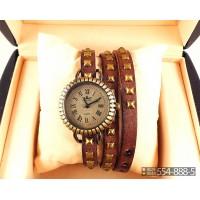 Часы с двойным ремнем JQ CWD082