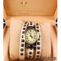Часы с двойным ремнем Swiss CWD100