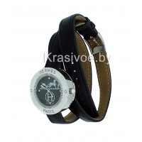 Часы с двойным ремнем Hermes CWD107