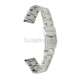 Браслет металлический для часов 16 мм CRW063-16