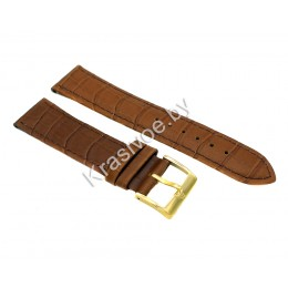 Ремешок кожаный для часов 10 мм CRW013-10