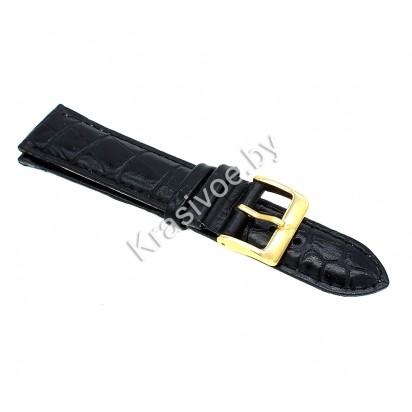 Ремешок кожаный для часов 10 мм CRW021-10