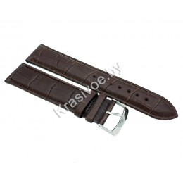 Ремешок кожаный для часов 10 мм CRW118-10