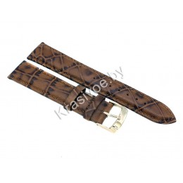 Ремешок кожаный для часов 10 мм CRW120-10