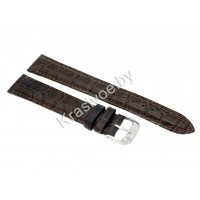 Ремешок кожаный для часов 10 мм CRW124-10