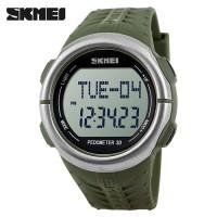 Наручные часы с шагомером и пульсометром SKMEI 1058-2 (оригинал)