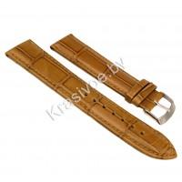 Ремешок кожаный для часов 14 мм CRW168-14
