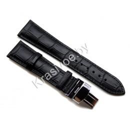 Ремешок с раскладной застежкой для часов 26 мм CRW174-26