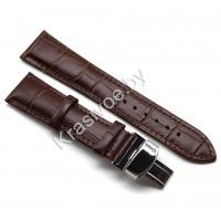 Ремешок с раскладной застежкой для часов 24 мм CRW183-24