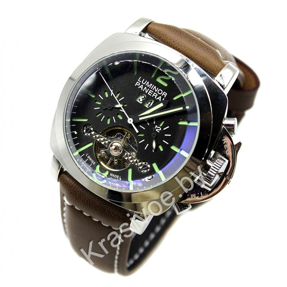 Спортивные мужские наручные часы panerai