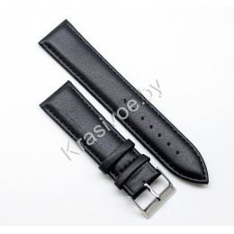 Ремешок кожаный для часов 28 мм CRW217-28