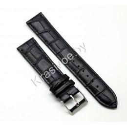 Ремешок кожаный для часов 10 мм CRW218-10