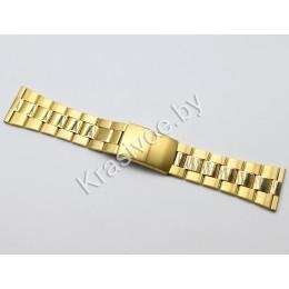 Браслет металлический для часов 26 мм CRW216-26