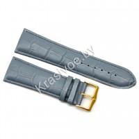 Ремешок кожаный для часов 26 мм CRW234-26