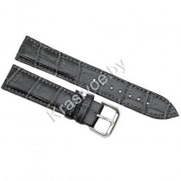 Ремешок кожаный для часов 24 мм CRW236-24