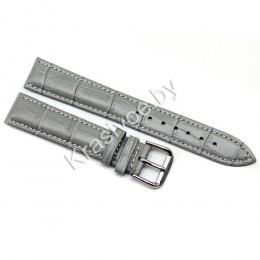 Ремешок кожаный для часов 16 мм CRW238-16