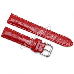 Ремешок кожаный для часов 16 мм CRW241-16