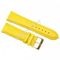 Ремешок кожаный для часов 22 мм CRW242-22