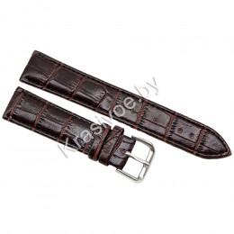 Ремешок кожаный для часов 16 мм CRW243-16