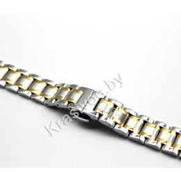 Браслет металлический для часов 18 мм CRW076-18