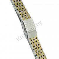Браслет металлический для часов 16 мм CRW254-16