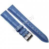 Ремешок кожаный для часов 18 мм CRW262-18
