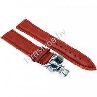 Ремешок с раскладной застежкой для часов 20 мм CRW266-20