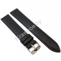 Ремешок кожаный XL для часов 18 мм CRW269-18