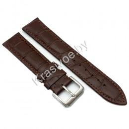 Ремешок кожаный для часов 20 мм CRW289-20