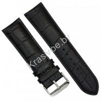 Ремешок кожаный для часов 24 мм CRW294-24