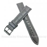 Ремешок кожаный для часов 22 мм CRW087-22