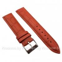 Ремешок кожаный для часов 20 мм CRW088-20