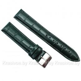Ремешок кожаный для часов 20 мм CRW098-20