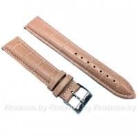 Ремешок кожаный для часов 22 мм CRW099-22