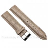 Ремешок кожаный для часов 20 мм CRW131-20