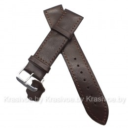 Ремешок кожаный для часов 10 мм CRW136-10