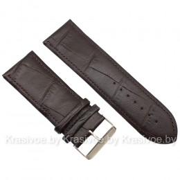 Ремешок кожаный для часов 28 мм CRW140-28