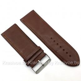 Ремешок кожаный для часов 32 мм CRW142-32