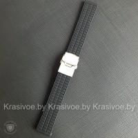 Браслет каучуковый для часов 20 мм CRW149-20