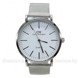 Мужские наручные часы на металлическом браслете Daniel Wellington CWC172