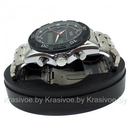 Мужские наручные часы с подсветкой на браслете Bistec 9.11 CWC801