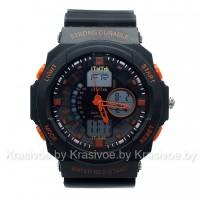 Спортивные часы с будильником и подсветкой iTaiTek CWS275 (оригинал)