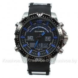 Спортивные часы на каучуковом ремешке Quamer CWS405 (Оригинал)