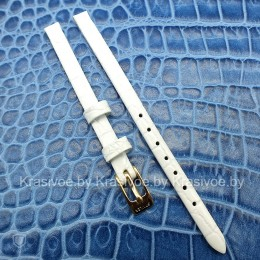 Ремешок кожаный для часов 6 мм 1040-0602